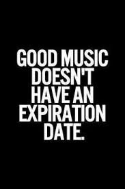 Good music doesn't