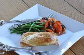 South African Chicken Pie Recipe with veg