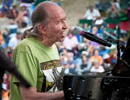 Bob Dorough doing what he does best