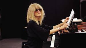 Carla Bley at piano