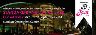 Standard Bank Joy of Jazz Festival convention centre