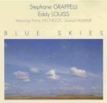 Stephane Grappelli + Eddy Louiss - Blue Skies