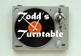 Todd's TT Clock with Name
