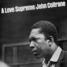 John Coltrane's A Love Supreme CD Cover