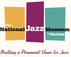 The National Jazz Museum in Harlem logo building
