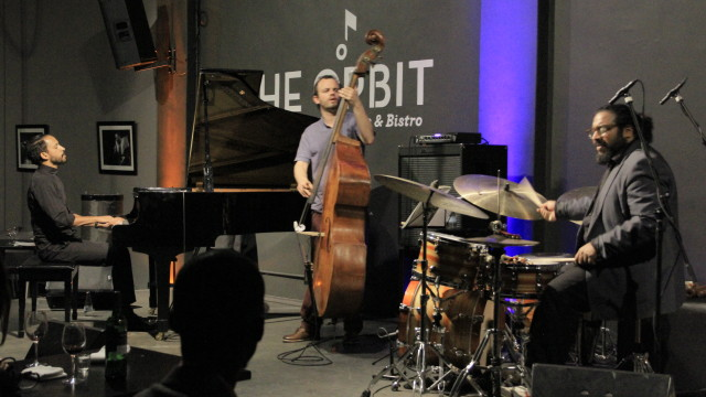 Jazz in Johannesburg