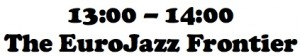 The EuroJazz Frontier