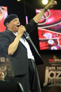 Al Jarreau performing at CTIJF on 29 March 2015. Credits:  NetworxPR