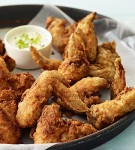 Southwest-Style Fried Chicken Wings