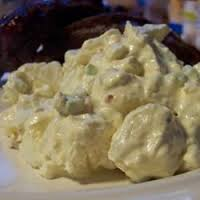 The best damn potato salad