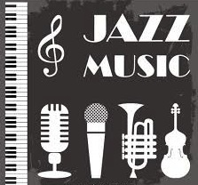 Jazz Music Logo