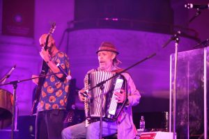 Dave Reynolds with Tony Cedras, accordion