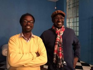 Luvuyo Kakaza & Koko Kalashe run Jazz in the Native Yards series of concerts