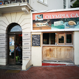 Olympia Bakery frontage